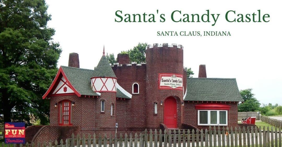 Santa's Candy Castle