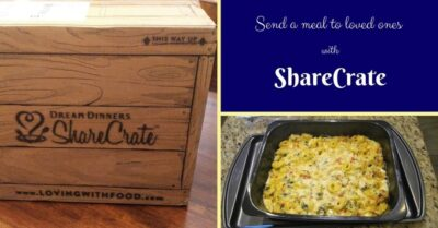 ShareCrate: Love from a Distance through Food