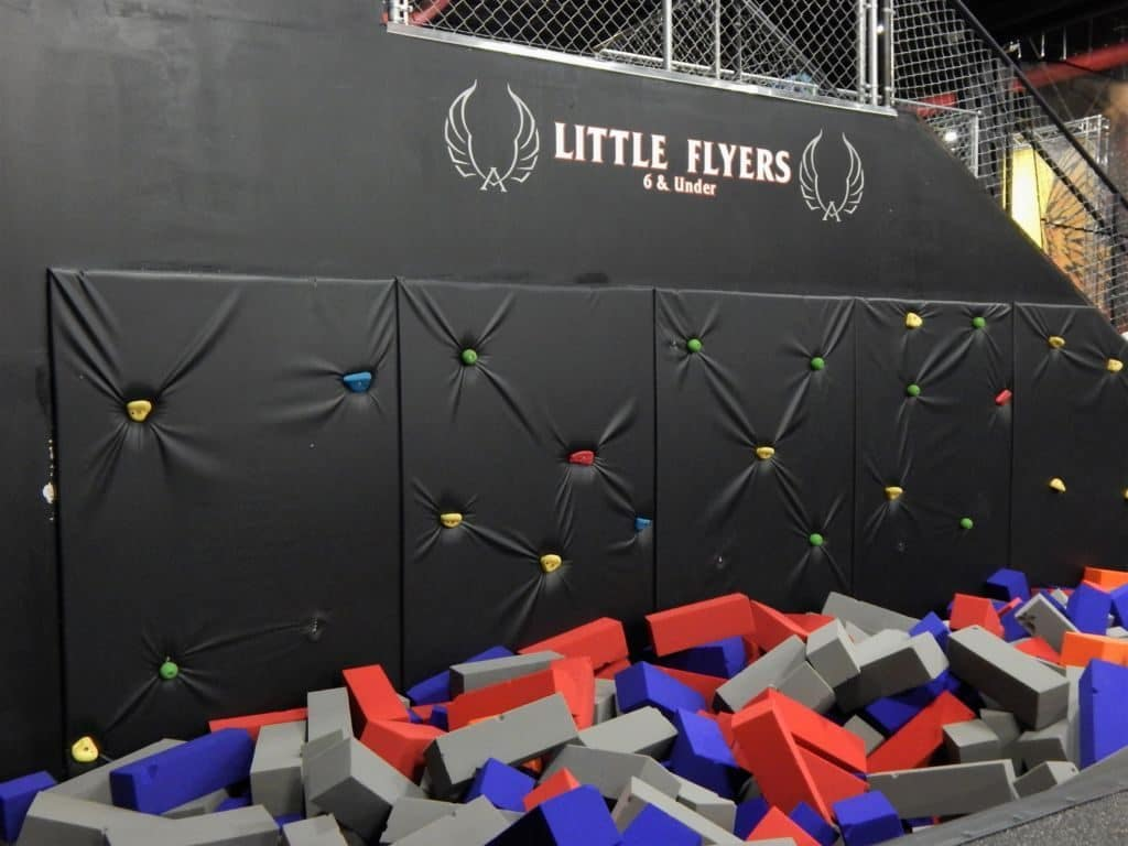 above all extreme air sports little flyers area 2