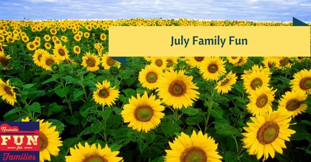 July Family Fun