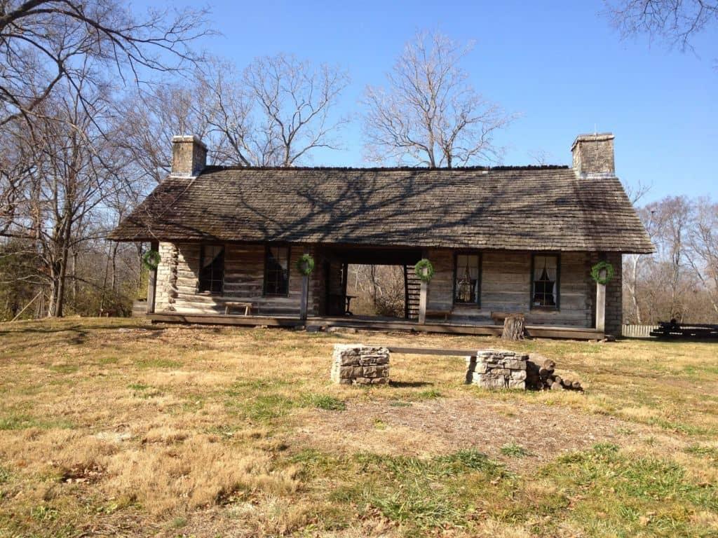 Belle Meade Plantation Harding Cabin