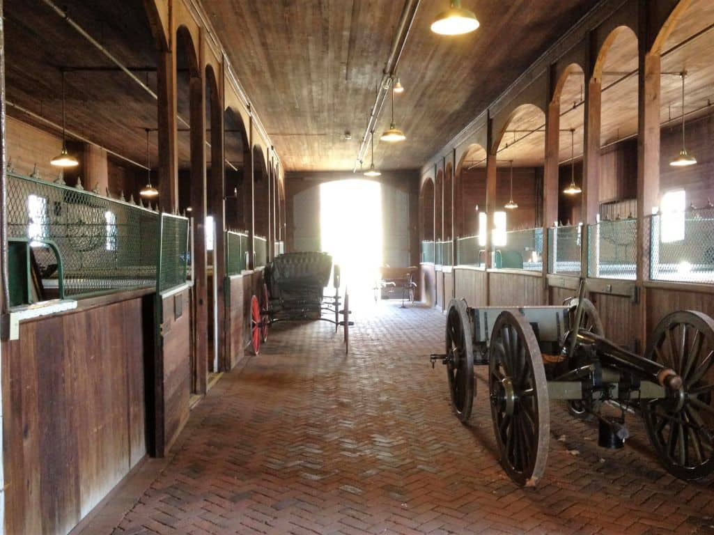 Belle Meade Plantation Stables