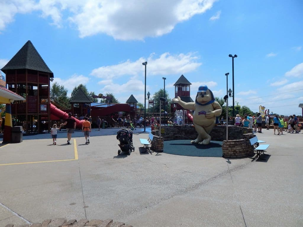 Holiday World Holidog Funtown 2
