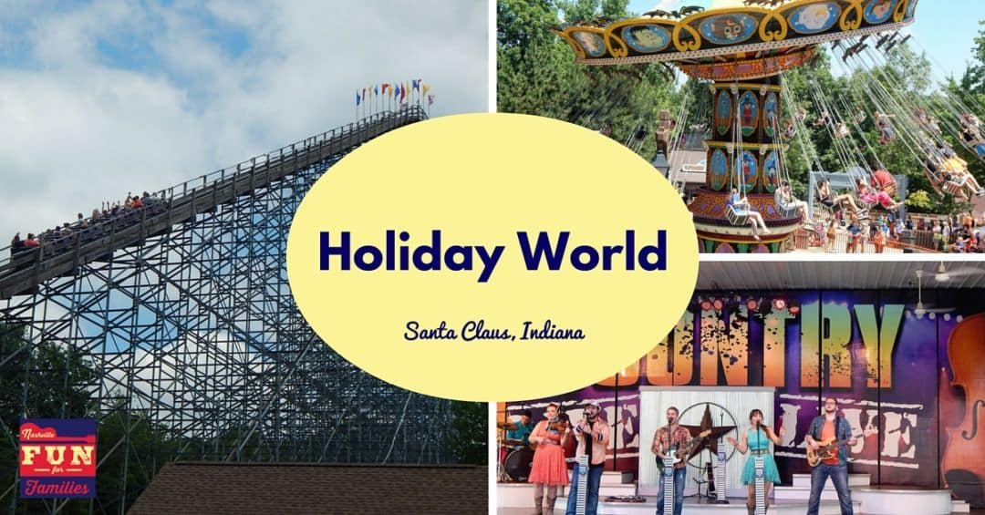 Holiday World cover