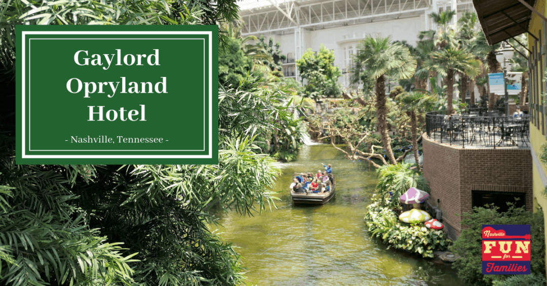 Gaylord Opryland Hotel cover image