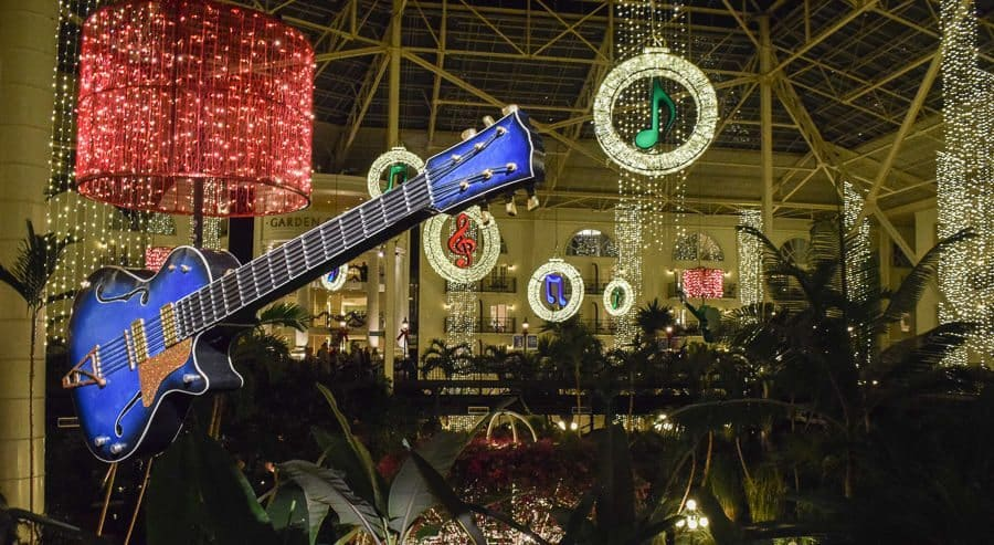 Opryland Christmas.Celebrate Christmas 2019 With The Gaylord Opryland In