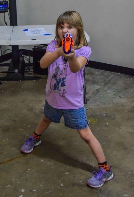Nashville Airsoft Nerf Gun battle - 1
