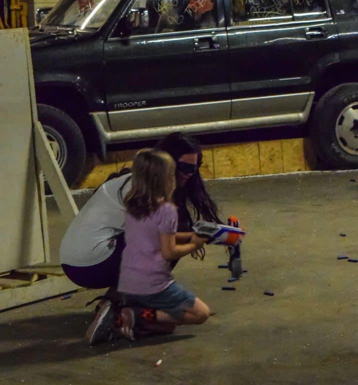 Nashville Airsoft Nerf Gun battle - 3