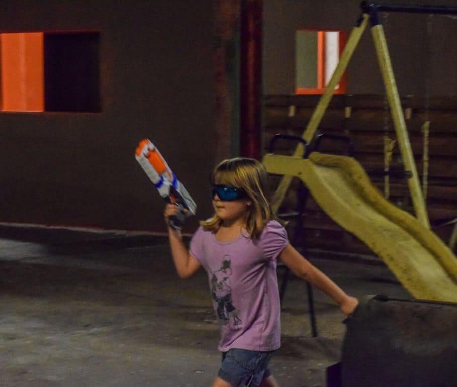 Nashville Airsoft Nerf Gun battle - 6