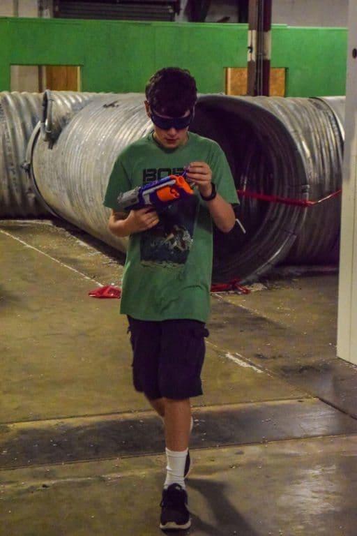 Nashville Airsoft Nerf Gun battle - 11