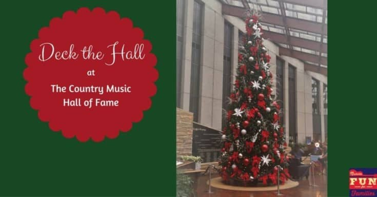 Deck the Hall at the Country Music Hall of Fame