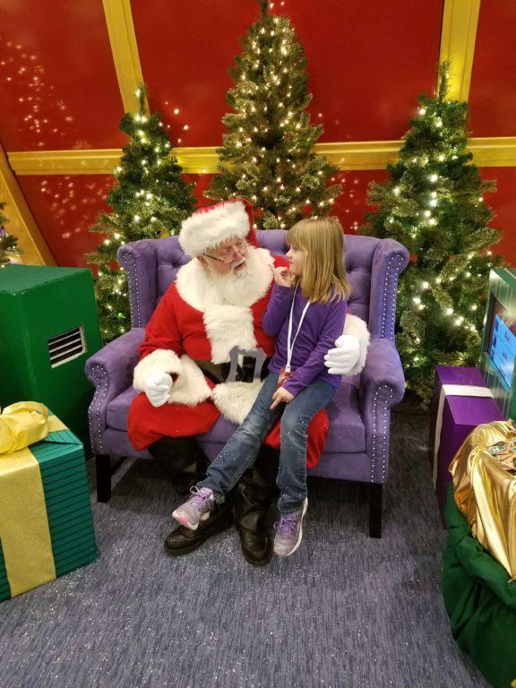 Santa's Flight Academy - Santa visit 3