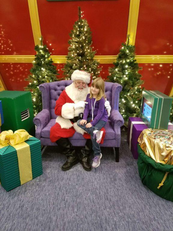 Santa's Flight Academy - Santa Visit 2