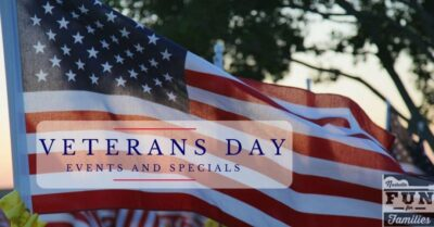 Veterans Day Events and Deals in Nashville