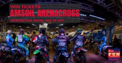 Win Tickets to AMSOIL Arenacross in Nashville!