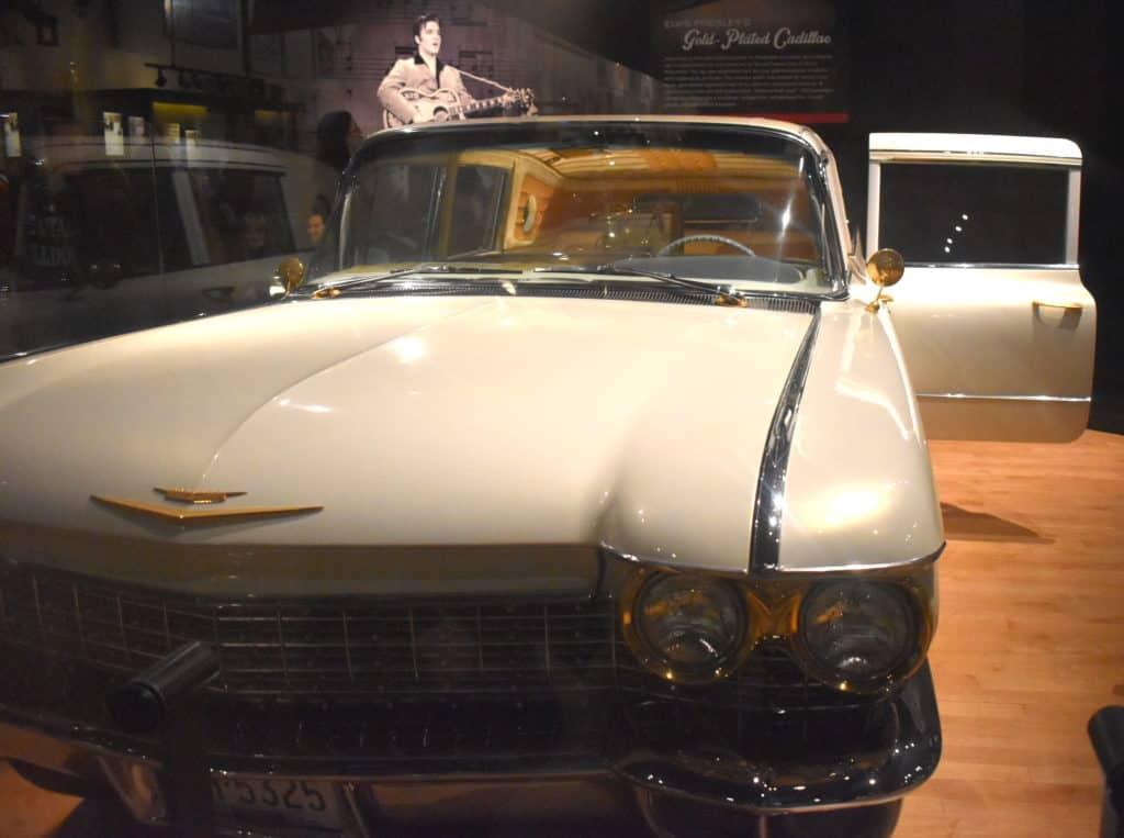 Elvis Presley's Cadillac