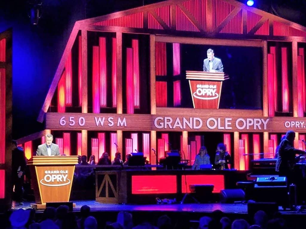 Grand Ole Opry - Bill Cody