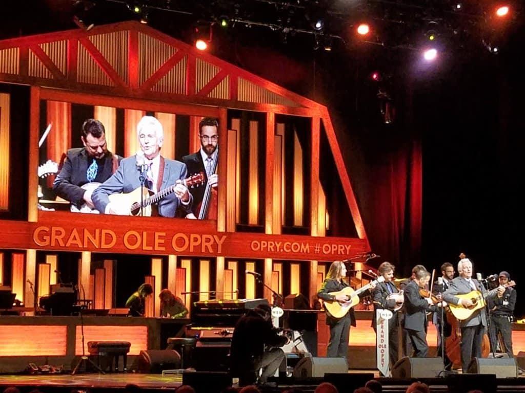 Grand Ole Opry - Del McCoury