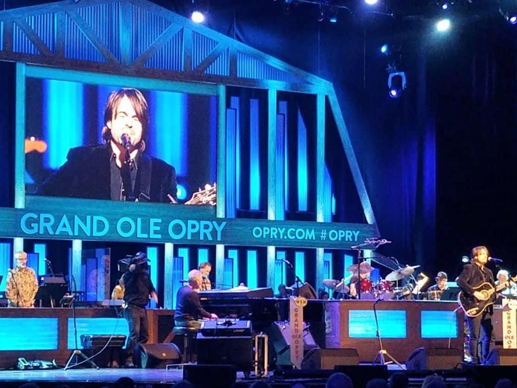 Grand Ole Opry - Jimmy Wayne