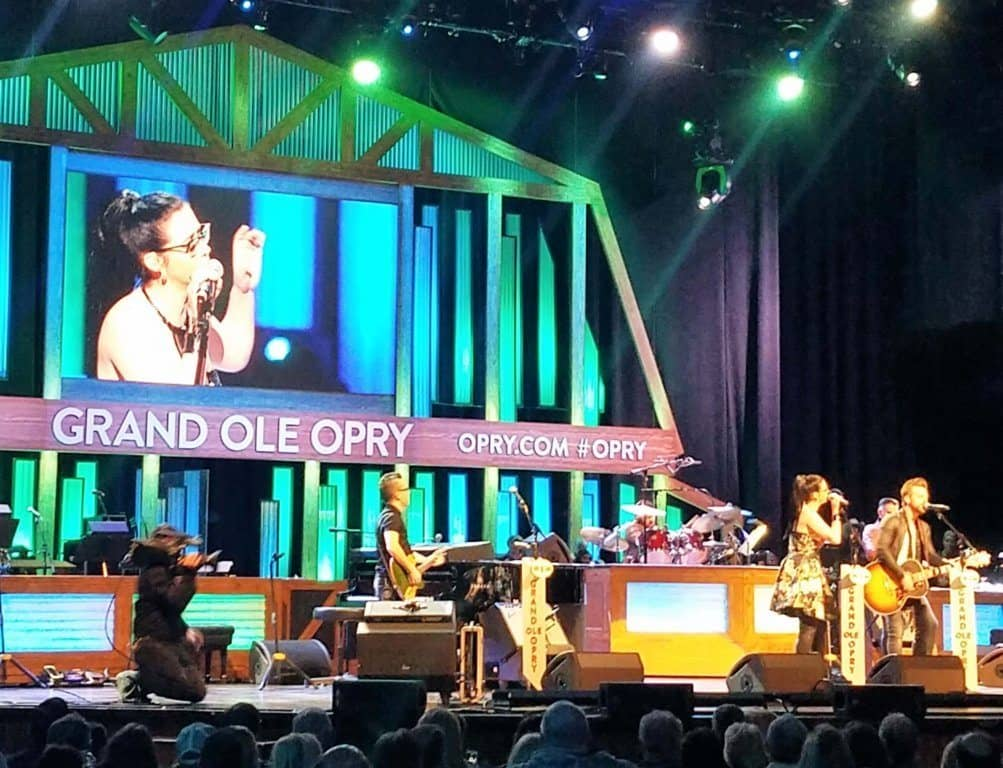 Grand Ole Opry - Thompson Square
