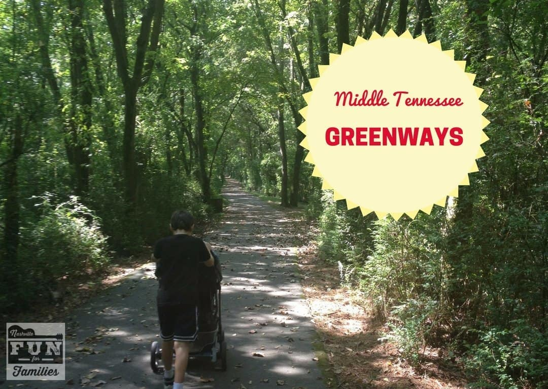 Nashville Family Fun Summer Guide - Middle Tennessee Greenways