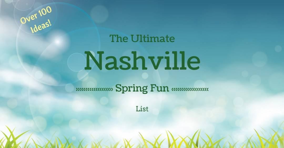 Nashville Fun for Families - The Ultimate Winter Fun List
