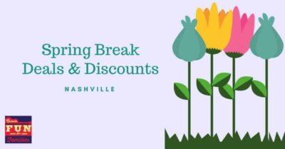 Spring Break Deals