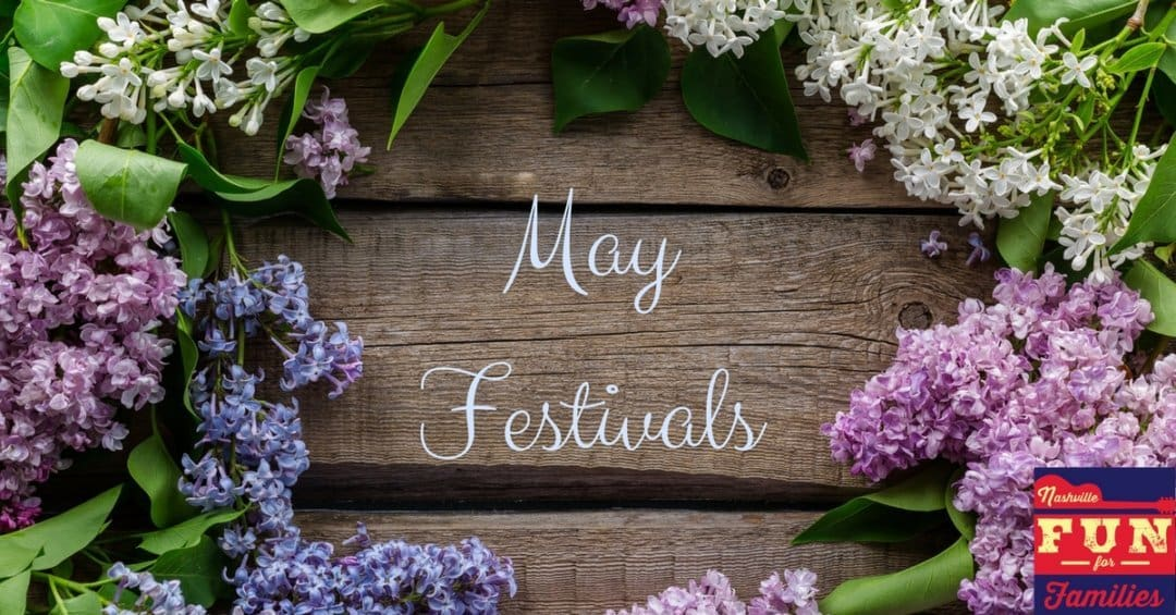 spring festivals in may