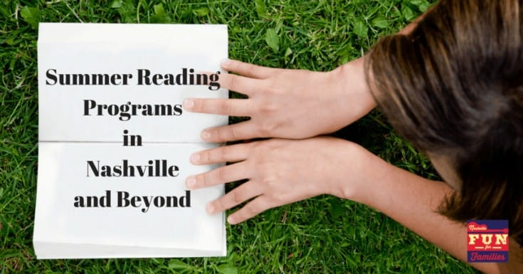 2019 Summer Reading Programs