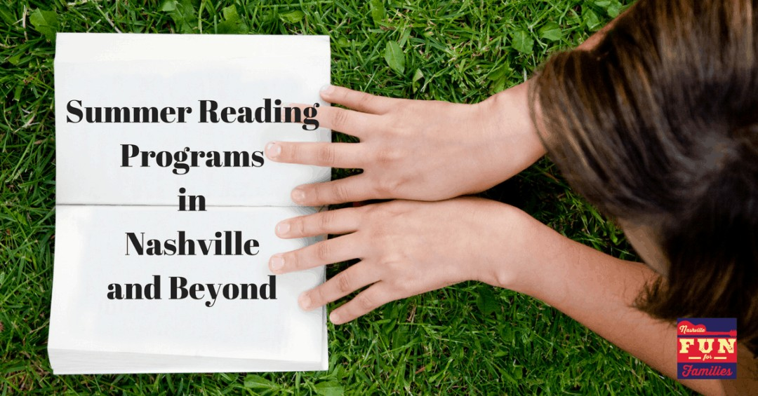 Summer Reading Programs in Nashville and Beyond