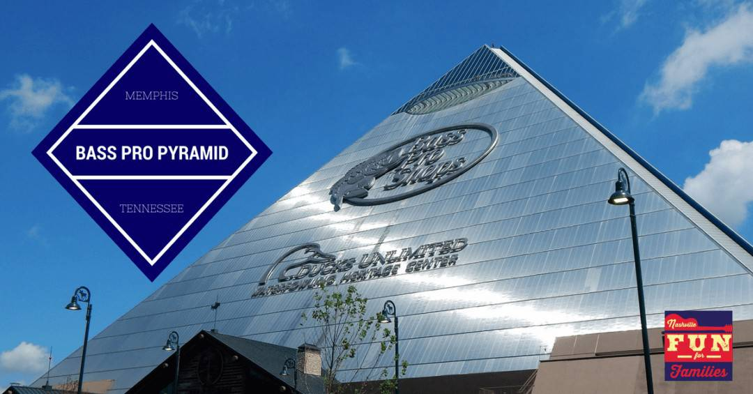 A Family Adventure in the Bass Pro Shops Pyramid in Memphis