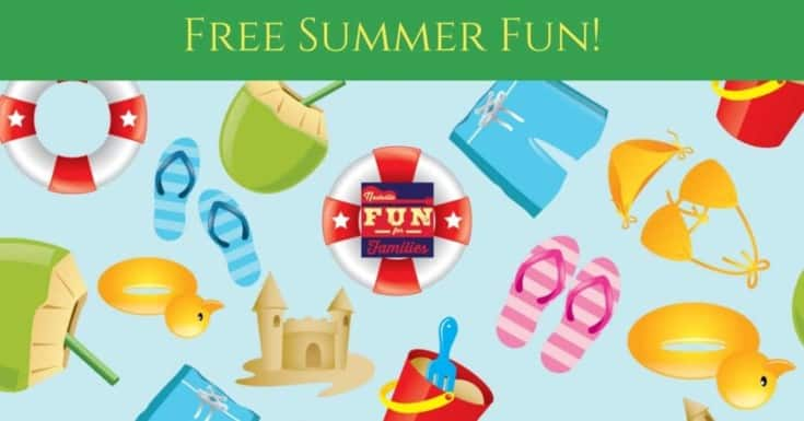 Free Summer Fun in Nashville