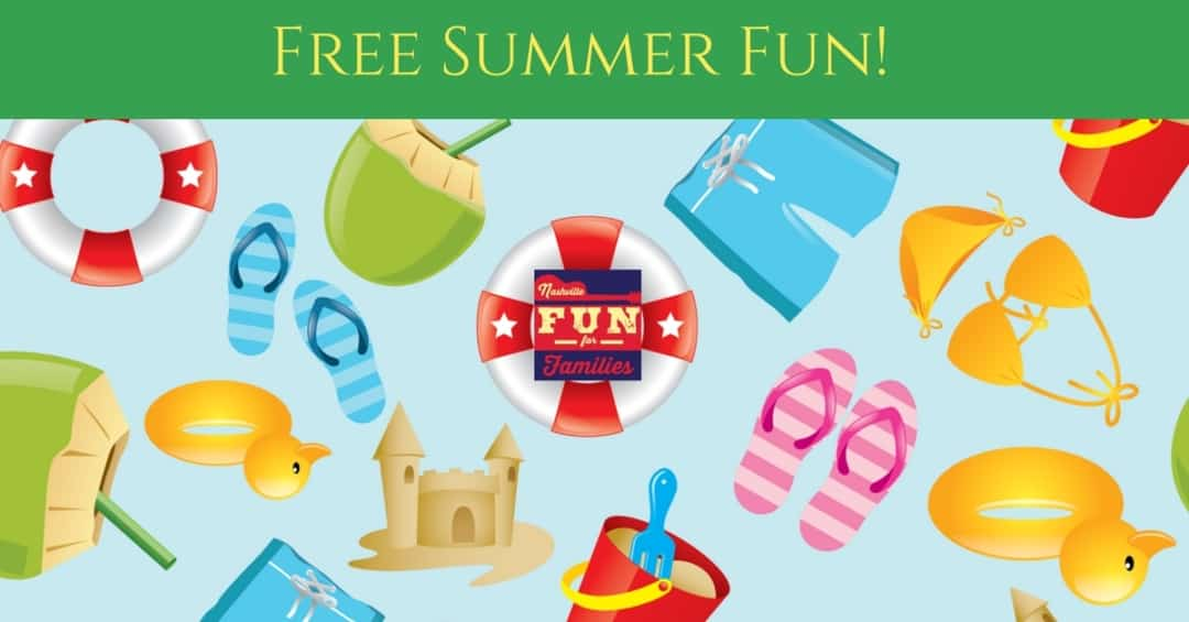 100 Summer Fun Events just for Families