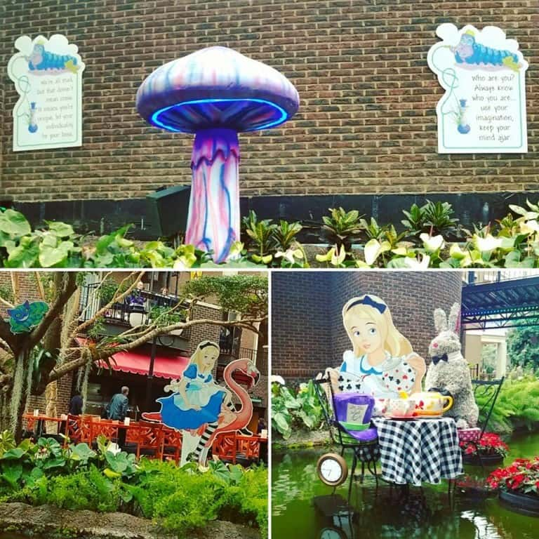 Opryland Hotel Summerfest - Alice in Wonderland