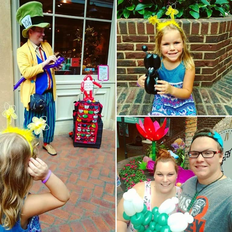 Summerfest at Gaylord Opryland Hotel - Balloon Animals