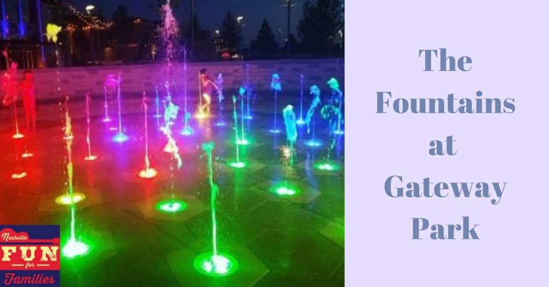 the fountains at gateway park