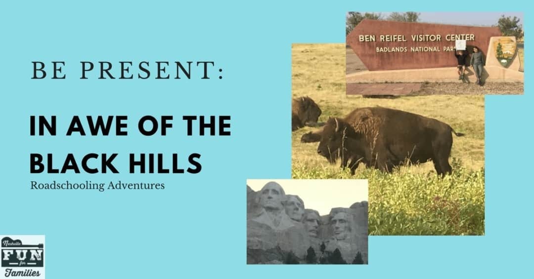 BE PRESENT- In Awe of the Black Hills