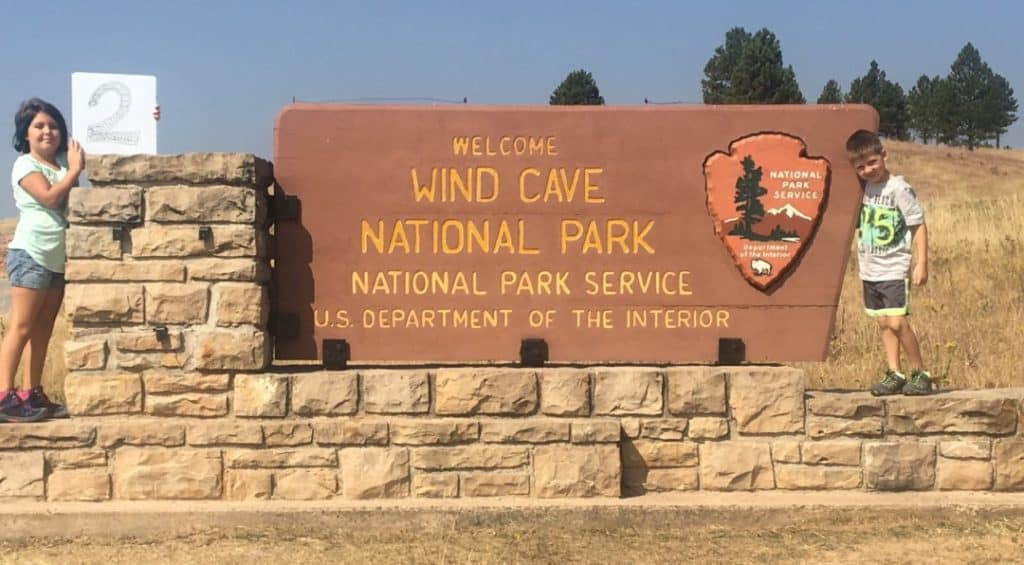 In Awe of the Black Hills - Wind Cave National Park