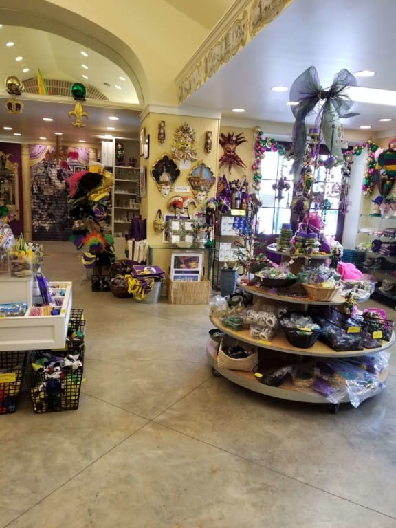 Mobile Carnival Museum gift shop