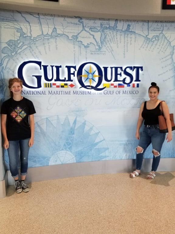 Gulf Quest lobby