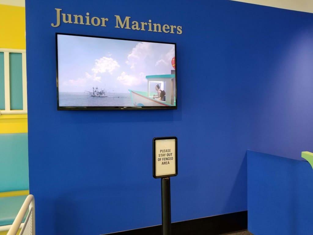 Gulf Quest junior mariners