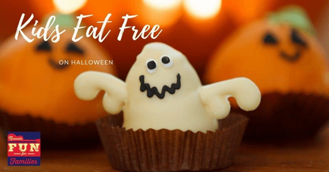 Kids Eat Free on Halloween in Nashville