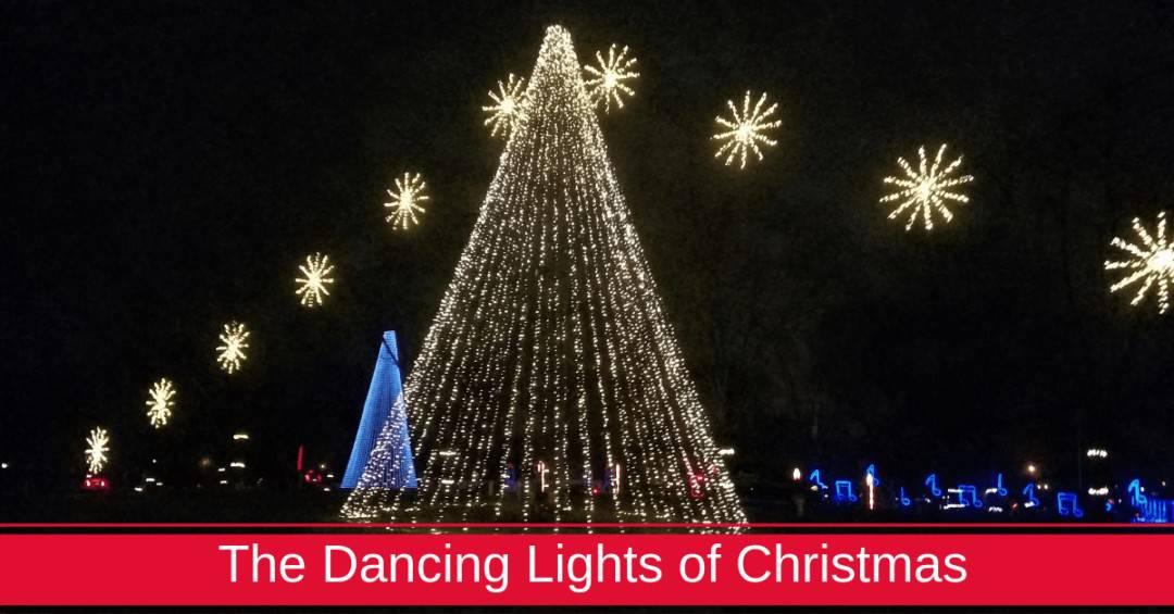 The Dancing Lights of Christmas: A Drive Thru Light Show
