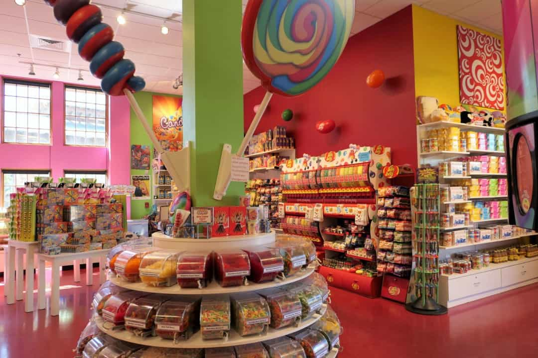 The Island in Pigeon Forge - Sweet shop