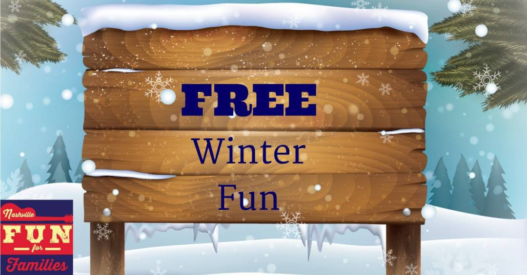 Nashville Winter Fun Guide - Ideas for Free Winter Fun in Nashville