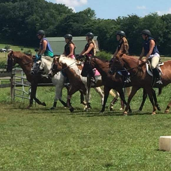 Creekside Riding Academy Camp
