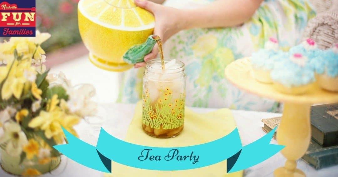 Let's Have a Tea Party!