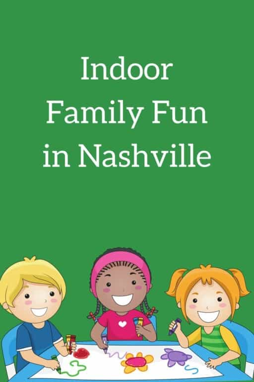 Indoor family fun in Nashville and Middle Tennesee