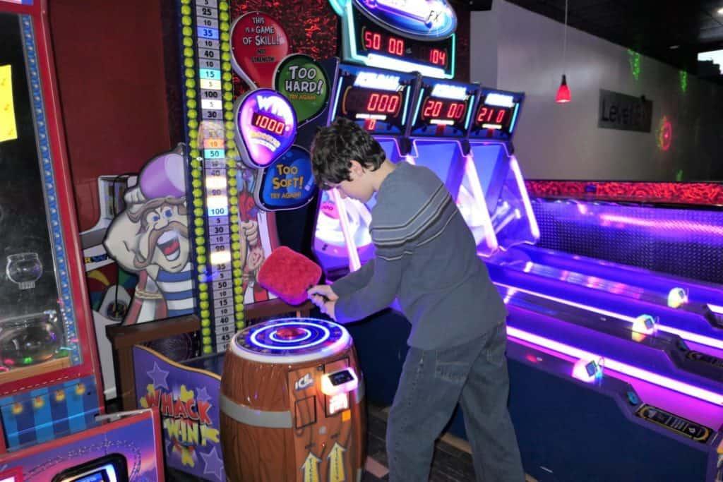 Captains Quarters - Level 6 arcade