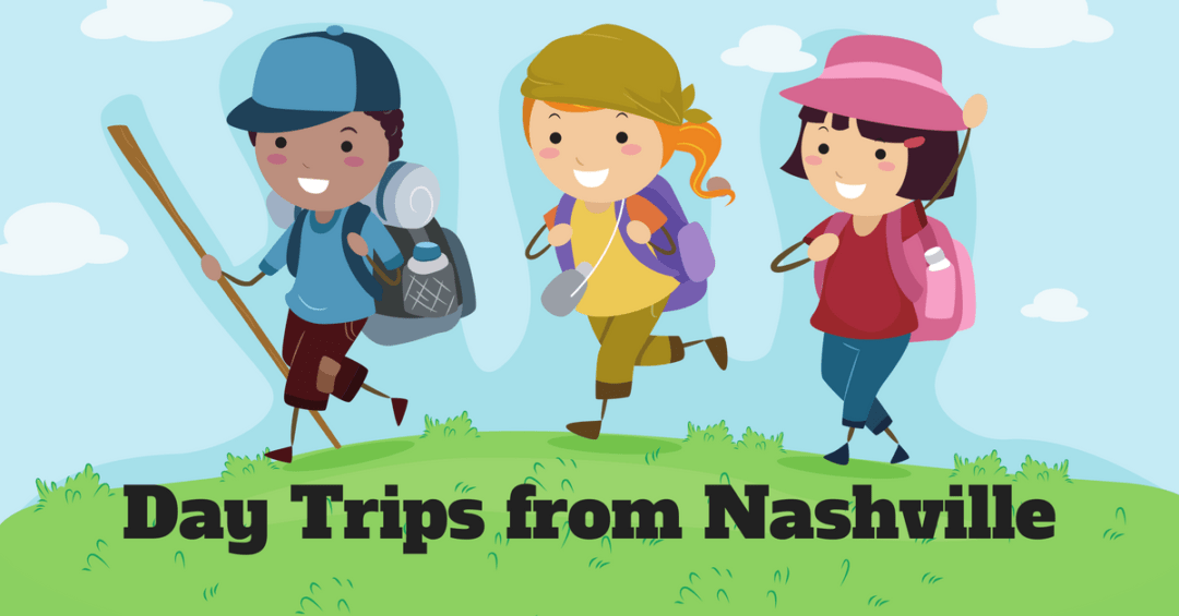 Day trips from Nashville
